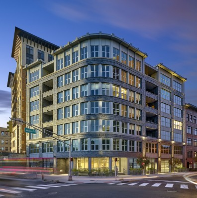 MHS architects, Hoboken architect, Multifamily hoboken architect, Marchetto, 600 Newark, Hanoben Hoboken, New jersey architect